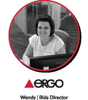 Wendy Ergo Bids director