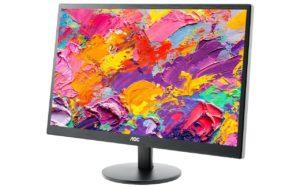 AOC E2270SWDN monitor